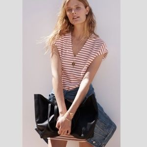 Madewell | Striped Vacances Dress size Small
